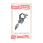 Echo Park - Pirates Life Collection - Designer Dies - Parrot
