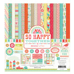 Echo Park - So Happy Together Collection - 12 x 12 Collection Kit