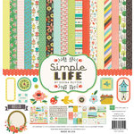 Echo Park - Simple Life Collection - 12 x 12 Collection Kit