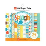 Echo Park - Splash Collection - 6 x 6 Paper Pad