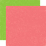 Echo Park - Sweet Summertime Collection - 12 x 12 Double Sided Paper - Pink