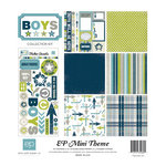 Echo Park - Boys Collection - 12 x 12 Collection Kit