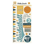 Echo Park - All Star Collection - Cardstock Stickers