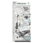 Echo Park - Melody of Life Collection - Cardstock Stickers