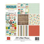 Echo Park - Homemade Collection - 12 x 12 Collection Kit