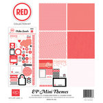 Echo Park - Red Collection - 12 x 12 Collection Kit