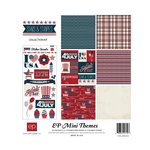Echo Park - Stars and Stripes Collection - 12 x 12 Collection Kit