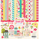 Echo Park - Sweet Girl Collection - 12 x 12 Collection Kit
