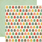 Echo Park - Teacher's Pet Collection - 12 x 12 Double Sided Paper - Backpacks