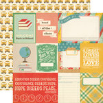 Echo Park - Teacher's Pet Collection - 12 x 12 Double Sided Paper - Back to School