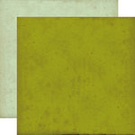 Echo Park - Times and Seasons Collection - 12 x 12 Double Sided Paper - Green
