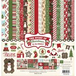 Echo Park - The Story of Christmas Collection - 12 x 12 Collection Kit