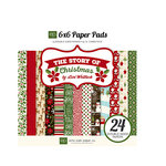 Echo Park - The Story of Our Christmas Collection - 6 x 6 Paper Pad