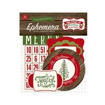 Echo Park - The Story of Our Christmas Collection - Ephemera