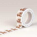 Echo Park - The Story of Our Christmas Collection - Decorative Tape - Reindeer