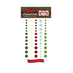 Echo Park - The Story of Christmas Collection - Enamel Dots