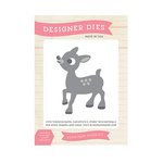 Echo Park - The Story of Our Christmas Collection - Designer Dies - Reindeer Games