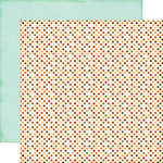 Echo Park - The Story of Our Fall Collection - 12 x 12 Double Sided Paper - Dots