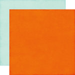 Echo Park - The Story of Our Fall Collection - 12 x 12 Double Sided Paper - Orange