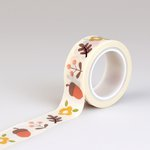 Echo Park - The Story of Fall Collection - Decorative Tape - Acorns & Leaves
