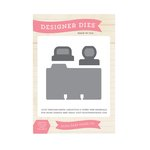 Echo Park - The Story of Our Family Collection - Designer Dies - Tab Set