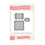 Echo Park - The Story of Our Family Collection - Designer Dies - Frame Set 1