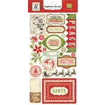 Echo Park - This and That Collection - Christmas - Chipboard Stickers