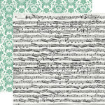 Echo Park - Victoria Garden Collection - 12 x 12 Double Sided Paper - Botanical Ballad