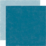Echo Park - Winter Park Collection - 12 x 12 Double Sided Paper - Dark Blue