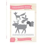 Echo Park - The Wild Life Collection - Designer Dies - Wild Life