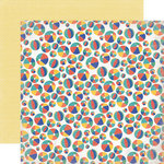 Echo Park - Walking On Sunshine Collection - 12 x 12 Double Sided Paper - Beach Balls