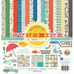Echo Park - Walking On Sunshine Collection - 12 x 12 Collection Kit