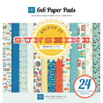 Echo Park - Walking On Sunshine Collection - 6 x 6 Paper Pad