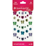 EK Success - American Girl Crafts - Bling - Gem Stickers