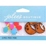 EK Success - Jolee's by You Redux - 3 Dimensional Embellishments - Umbrellas and Coconut Drinks