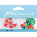 EK Success - Jolee's by You Redux - 3 Dimensional Embellishments - Watermelon Slices