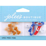 EK Success - Jolee's by You Redux - 3 Dimensional Embellishments - Dog Treats and Collar