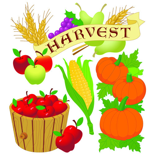 EK Success - Jolee's Boutique - 3 Dimensional Stickers - Harvest