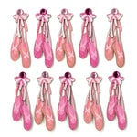 EK Success - Jolee's Boutique - 3 Dimensional Stickers with Gem and Glitter Accents - Ballerina Slippers Repeats