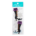 EK Success - Jolee's Boutique - Halloween 2013 Collection - 3D Stickers with Foil Accents - Witch Boots