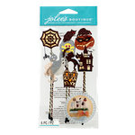 EK Success - Jolee's Boutique - Halloween 2013 Collection - 3D Stickers - Silhouette Sticks