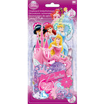 EK Success - Disney Collection - Chipboard Pieces - Princess Heart