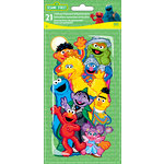 EK Success - Sesame Street Collection - Chipboard Pieces - Sesame Street