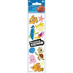 EK Success - Disney Collection - 3 Dimensional Stickers with Varnish Accents - Finding Nemo