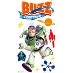 EK Success - Disney Collection - 3 Dimensional Stickers with Epoxy Foil and Varnish Accents - Buzz Lightyear 1