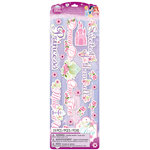 EK Success - Disney Collection - Princess - Adhesive Chipboard with Gem and Glitter Accents - Titles