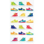 EK Success - Sticko Classic Stickers - Funky Kicks