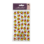 EK Success - Sticko Seasonal Stickers - Halloween - Friendly Candy Corn