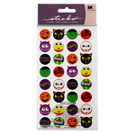 EK Success - Sticko Seasonal Stickers - Halloween Expressions