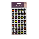 EK Success - Sticko Seasonal Stickers - Halloween Skulls